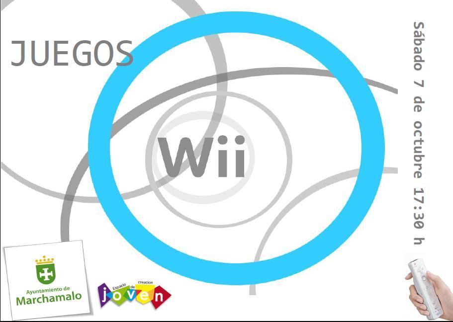 Juegos Wii octubre 2017