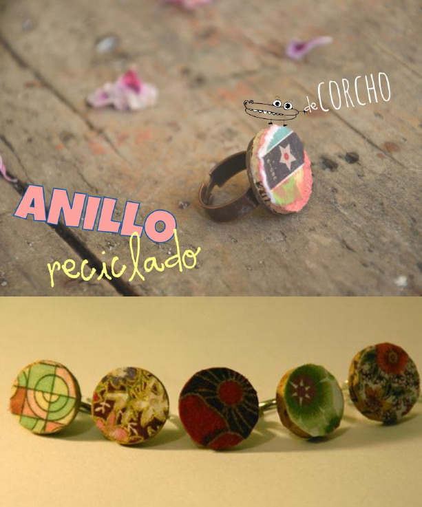 ANILLOS DE CORCHO