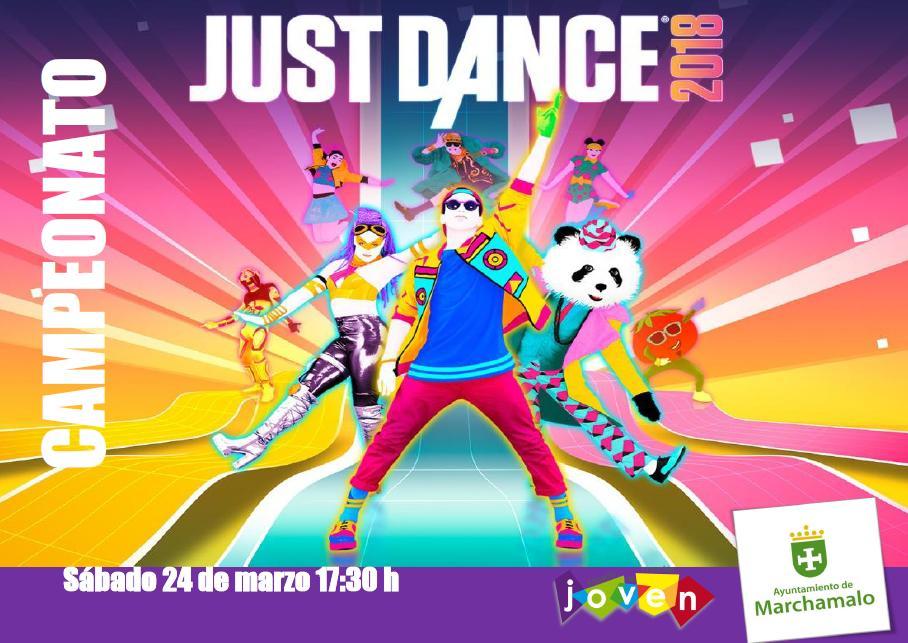 CAMPEONATO JUST DANCE 2018