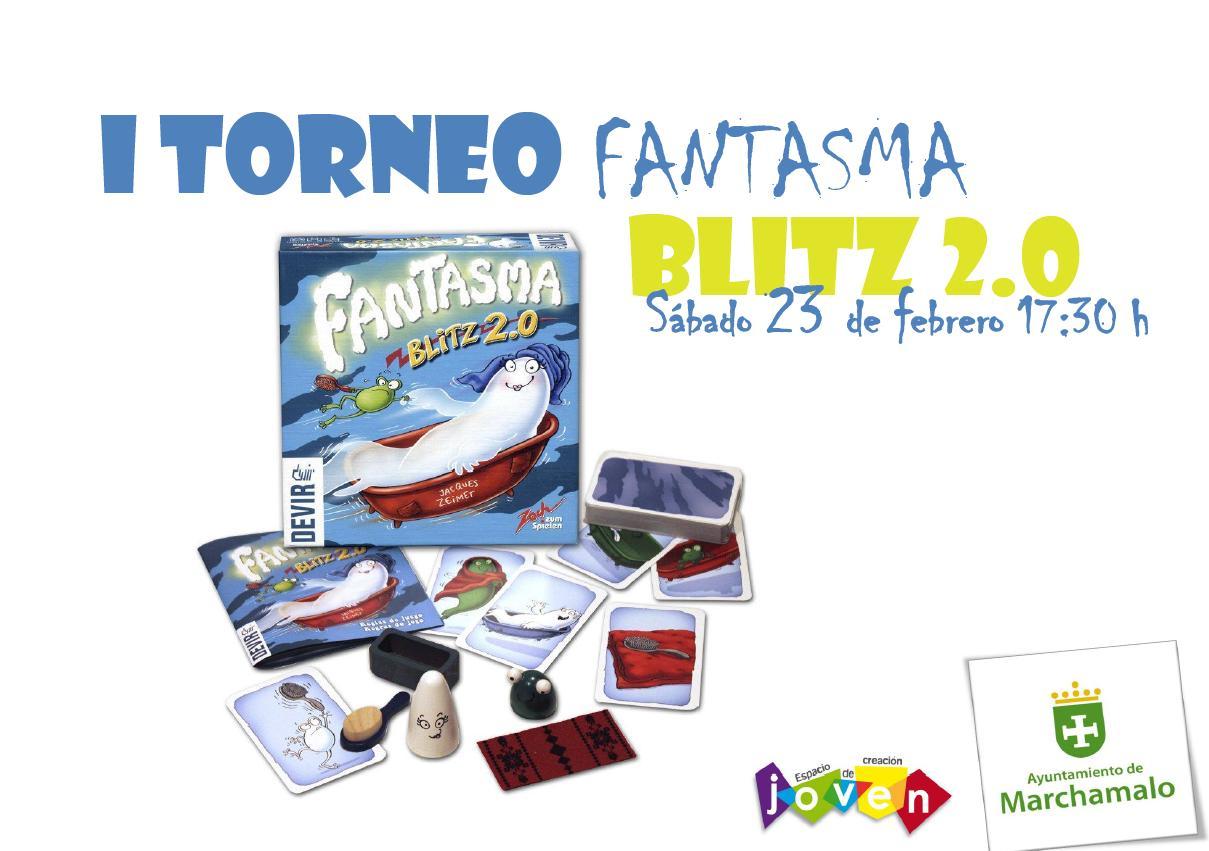 I TORNEO FANTASMA BLITZ 2.0.