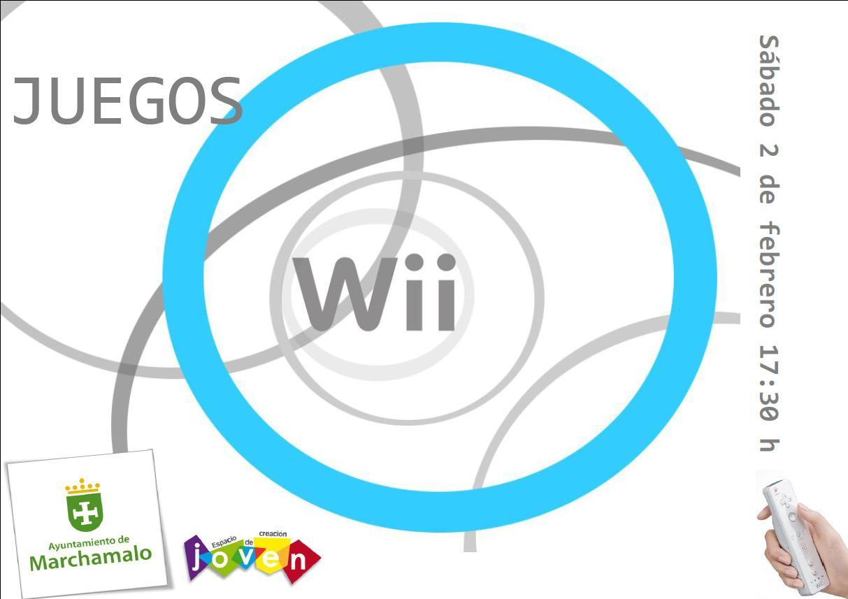 Juegos Wii 2 de febrero 2019
