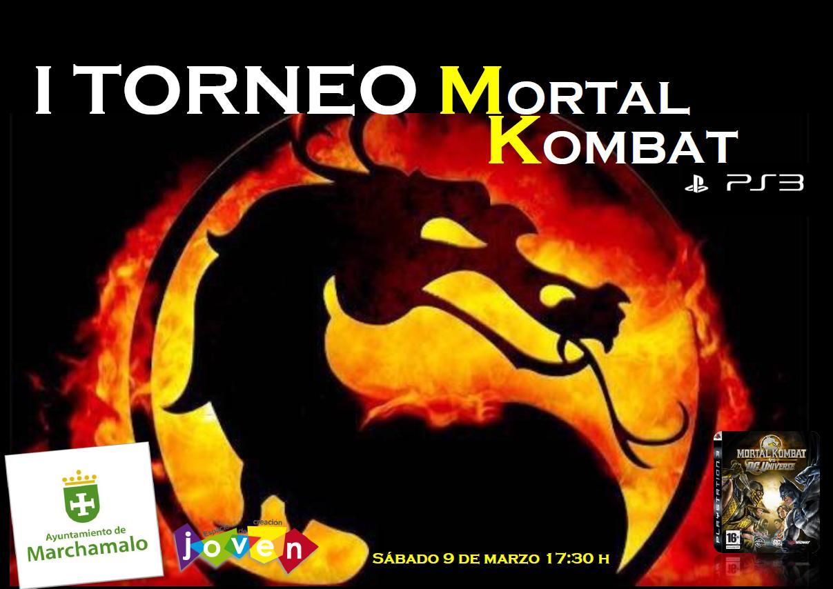 I TORNEO MORTAL KOMBAT PS3