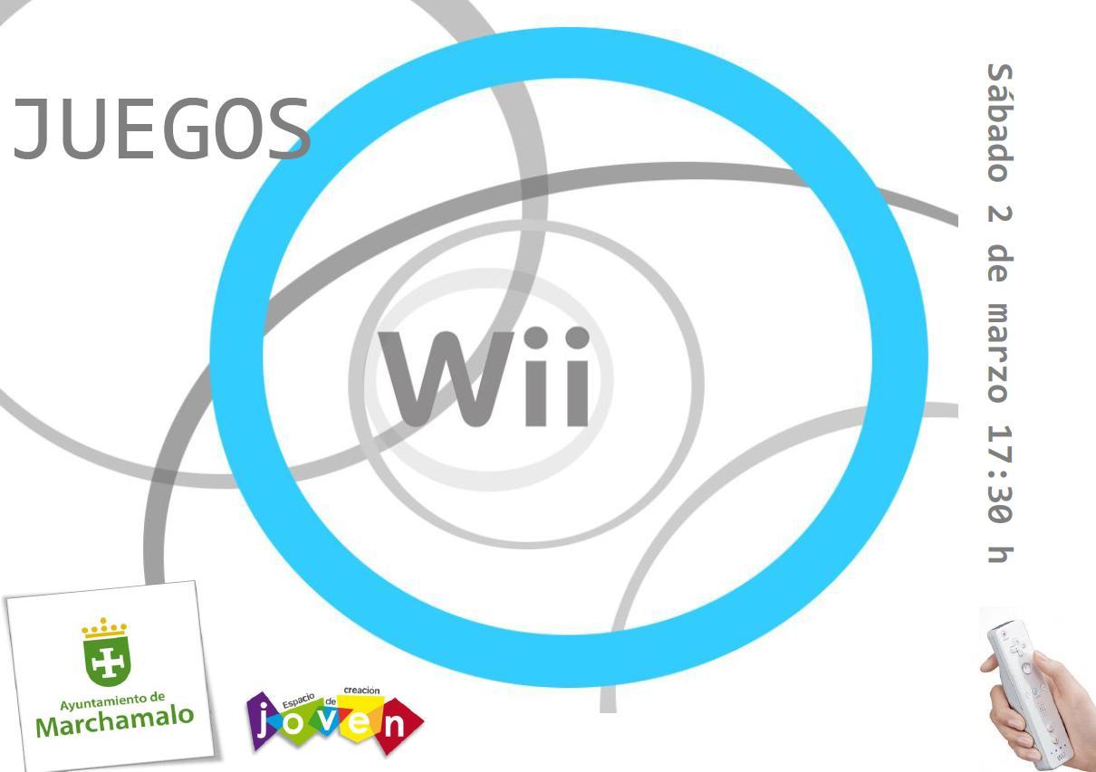 Juegos Wii 2 marzo 2019