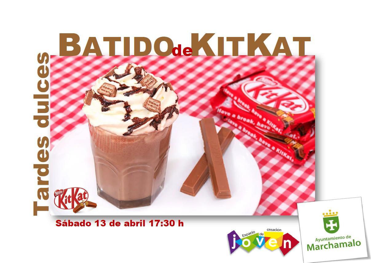 Batido KitKat.