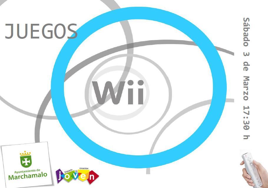 Proximos Eventos Juegos Wii Espacio De Creacion Joven